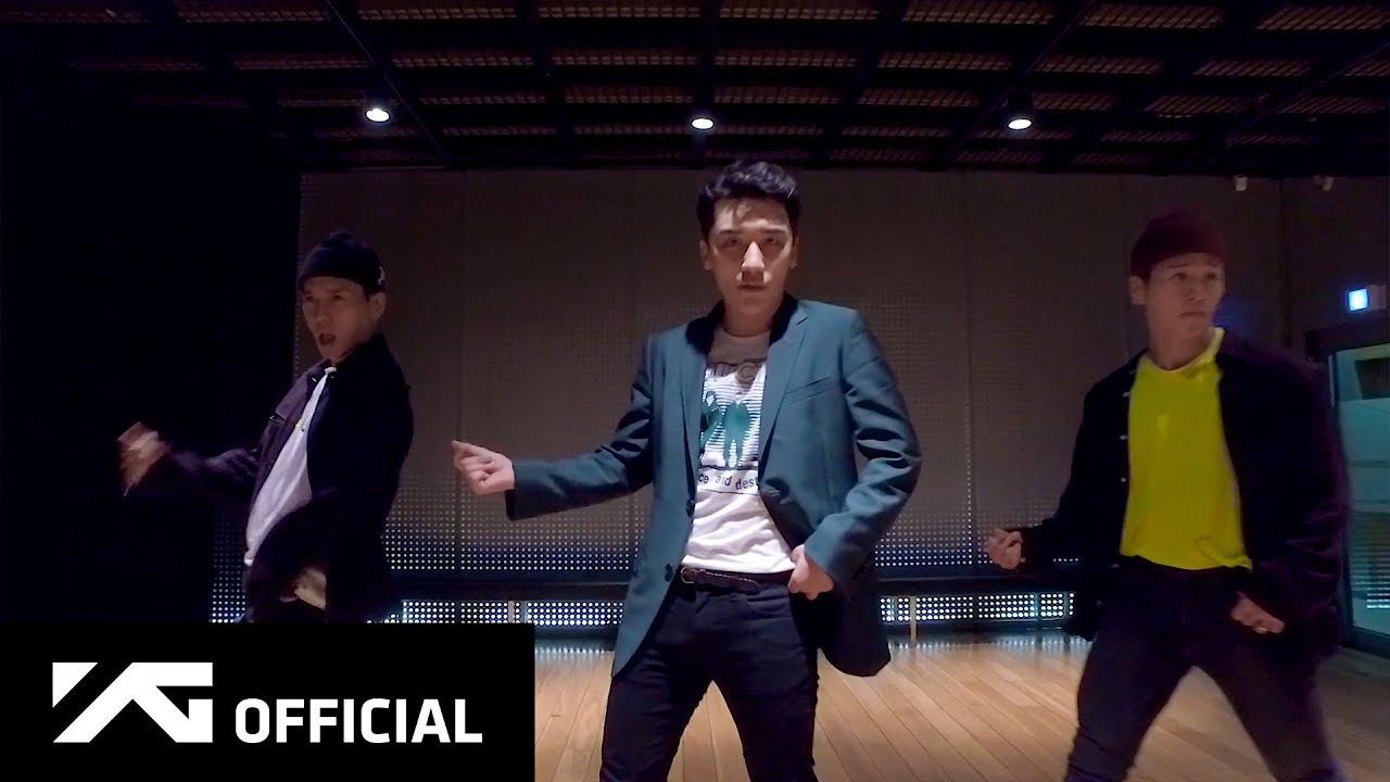 SEUNGRI - '셋 셀테니 (1, 2, 3!)' DANCE PRACTICE VIDEO (MOVING VER.)