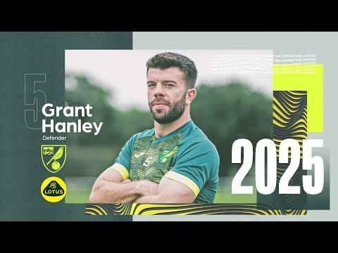 """""""I'M OVER THE MOON!""""   Grant Hanley signs contract extension with club"""