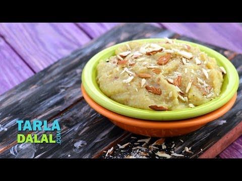बादाम शीरा (Almond Sheera (Kids Recipe) by Tarla Dalal