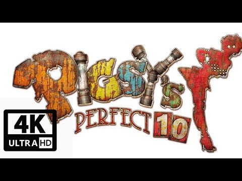 ENSLAVED DLC: PIGSY'S PERFECT 10 All Cutscenes (Game Movie) 4k 60FPS