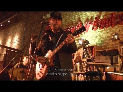 Daniel Lanois live at Fingerprints 12-7-14 soundcheck and performance,