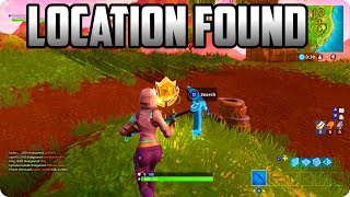 Fortnite: Follow The Treasure Map Found In Salty Springs - Location Found