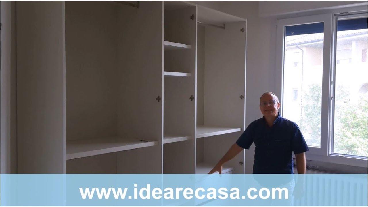 Isolare Acusticamente Una Parete Interna armadio su parete con isolamento acustico