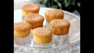 Рецепт домашних кексов. Фото и видео. Супер воздушные и нежные!