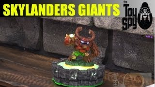 Skylanders Giants - 2012 New York Toy Fair - The Toy Spy