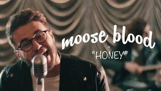Moose Blood - Honey (Official Music Video)
