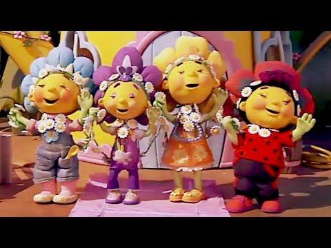Fifi and The Flowertots | Daisy Chain Dance | Full Episode | Cartoon For Children  🌻