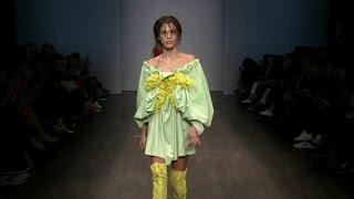 The Swedish School of Textiles | Spring Summer 2017 Full Fashion Show | Exclusive
