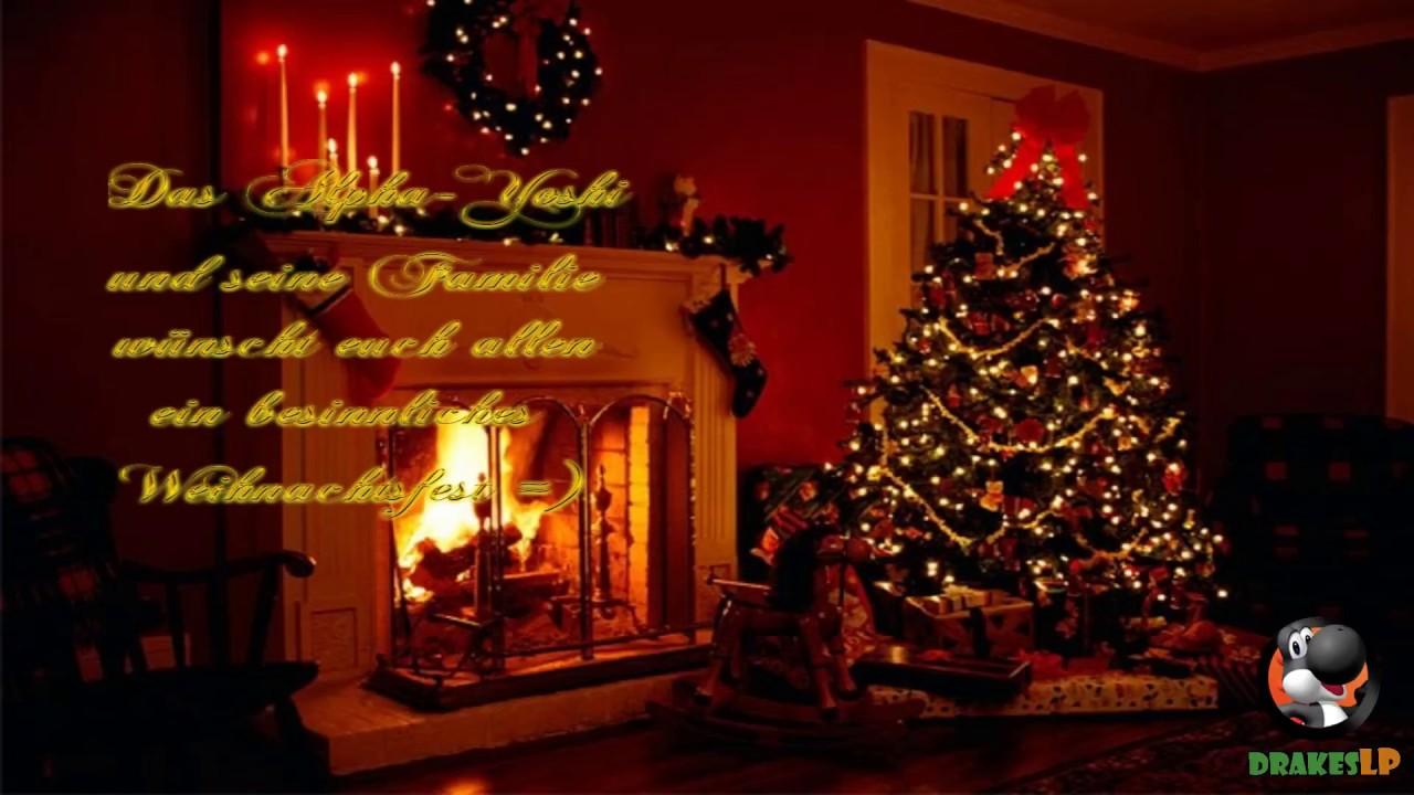 Einen schönen 4.Advent und Merry X-Mas euch allen