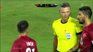 ФУТБОЛ Турция Россия Товарищеский матч 2 тайм