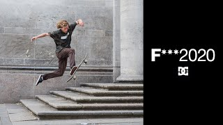 "DC Shoes' ""F*** 2020&…"