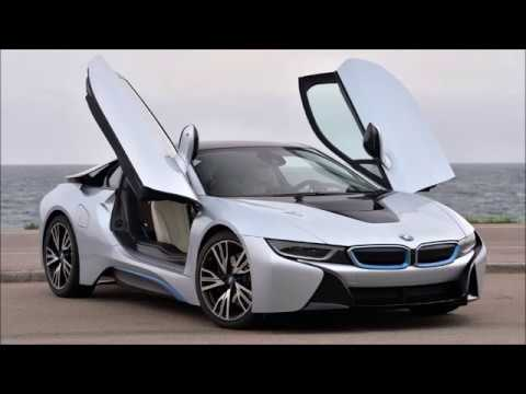 Silver Bmw I8 Model Of 2016 Youtube