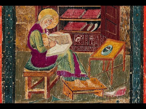 Codex Amiatinus, the oldest complete Latin Bible