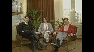 Spandau Ballet Interview +