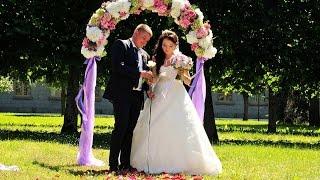 Выездная регистрация, свадьба в усадьбе Архангельское