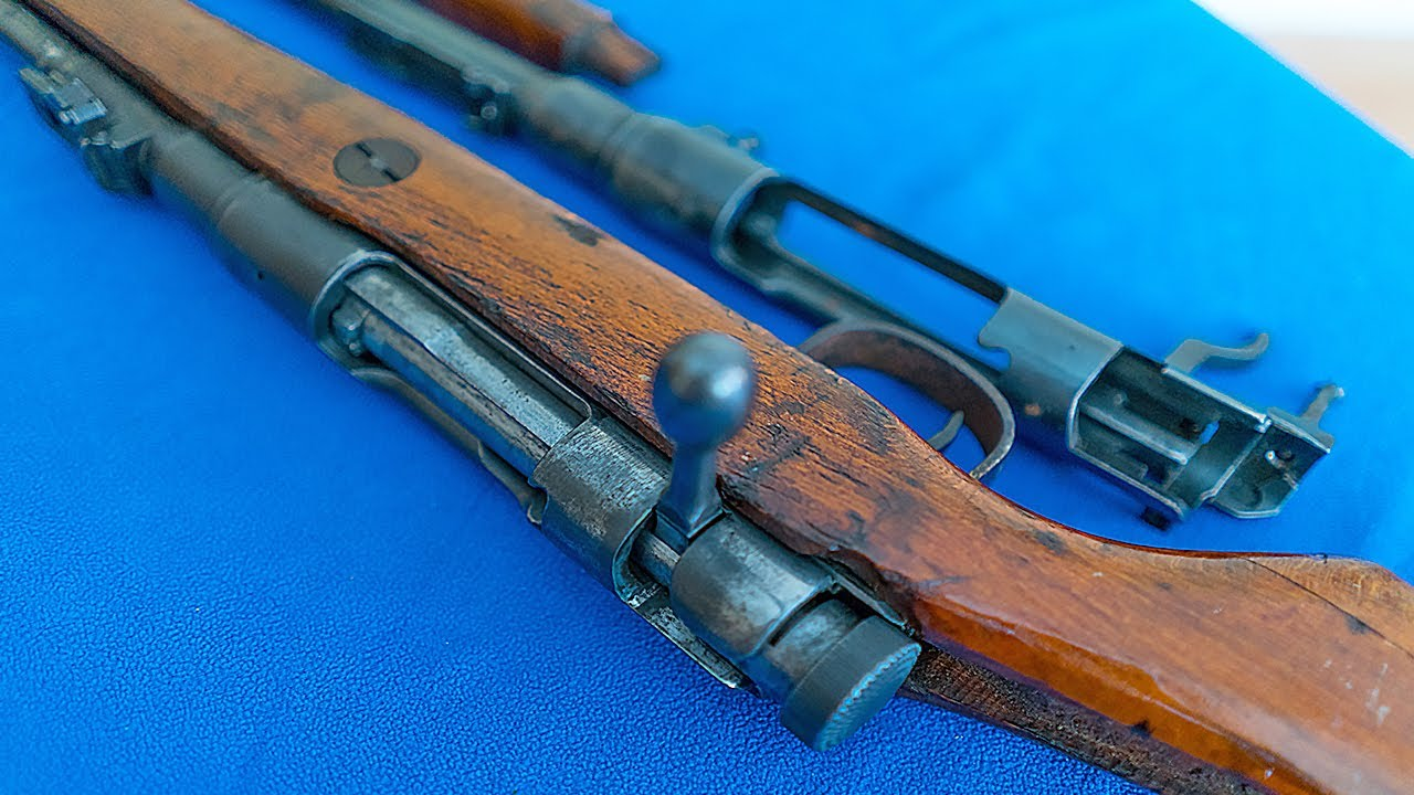 Super Strong Bolt Action - Arisaka Type 38