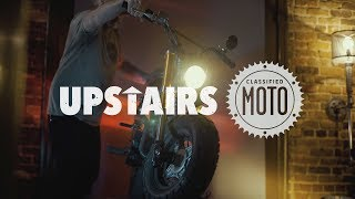 """Coming soon: """"UPSTAIRS at Classified Moto"""" music series!"""