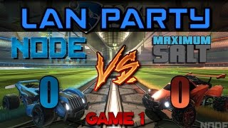NODE vs MAXIMUM SALT - ROCKET LEAGUE