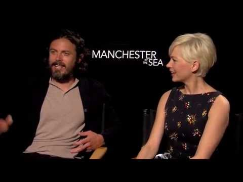MANCHESTER BY THE SEA: Backstage with Casey Affleck & Michelle Williams