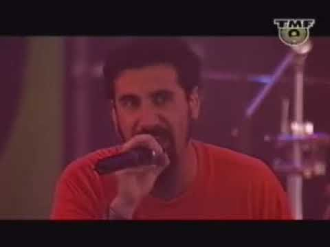 system of a down - science / aerials (live)