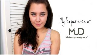 My Experience at MUD (Make-Up Designory Europe) Thumbnail