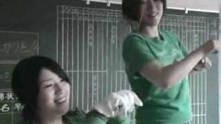 中央工科デザイン専門学校の制作したSFホラー映画「マリンバ」 の撮影...