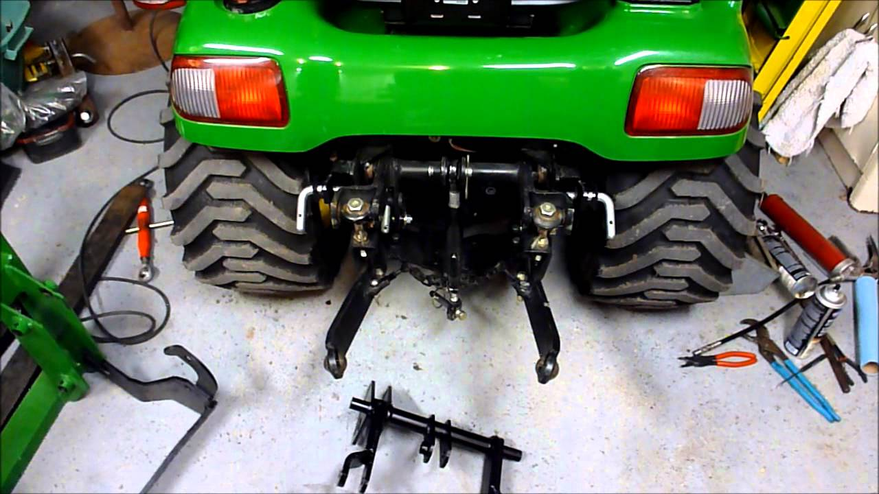 category 0 3 point hitch