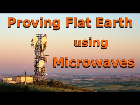 Proving Flat Earth Using Microwaves thumbnail