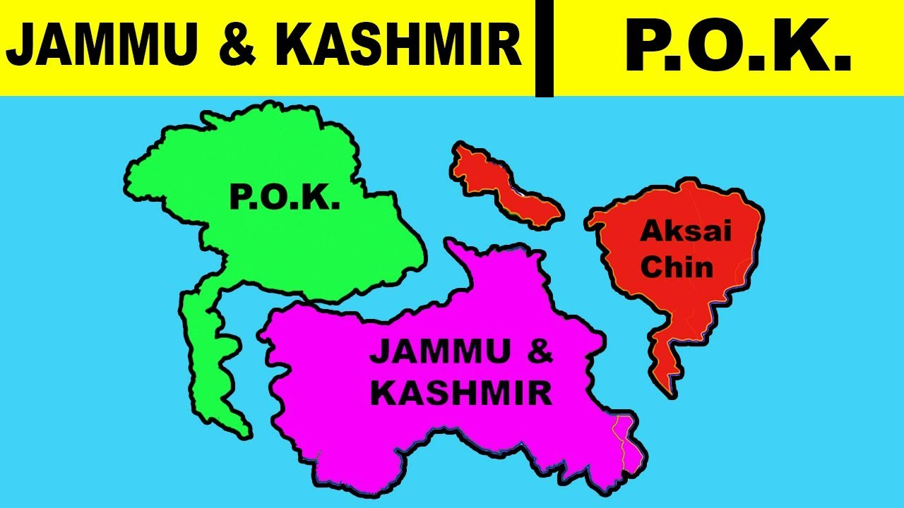Jammu And Kashmir Vs Pok Full Comparison Unbiased 2020 -7244