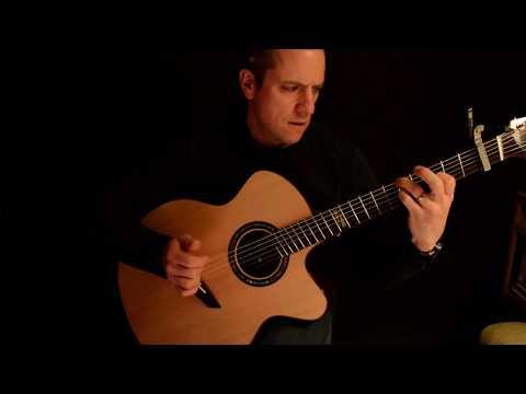 "Sam Breckenridge - ""The Fighter"" - Fingerstyle Guitar"