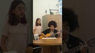 LULU cantando BOHEMIAN RHAPSODY (cover) - Queen
