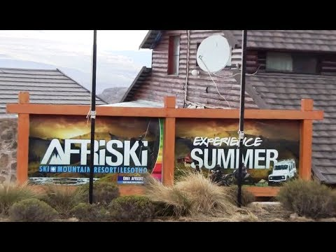 Afri-Ski Mountain Resort - Lesotho, Southern Africa