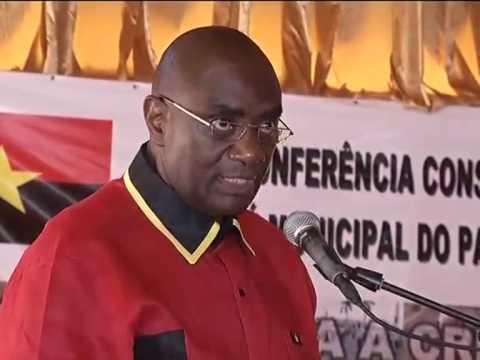 Joana Quintas eleita primeira-secretária municipal do MPLA em Luanda