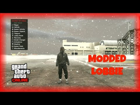 GTA V ONLINE MODDING ACCOUNTS LIVE PS3