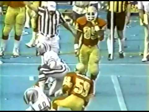 1984 USFL Week 12 Los Angeles Express @ Philadelphia Stars