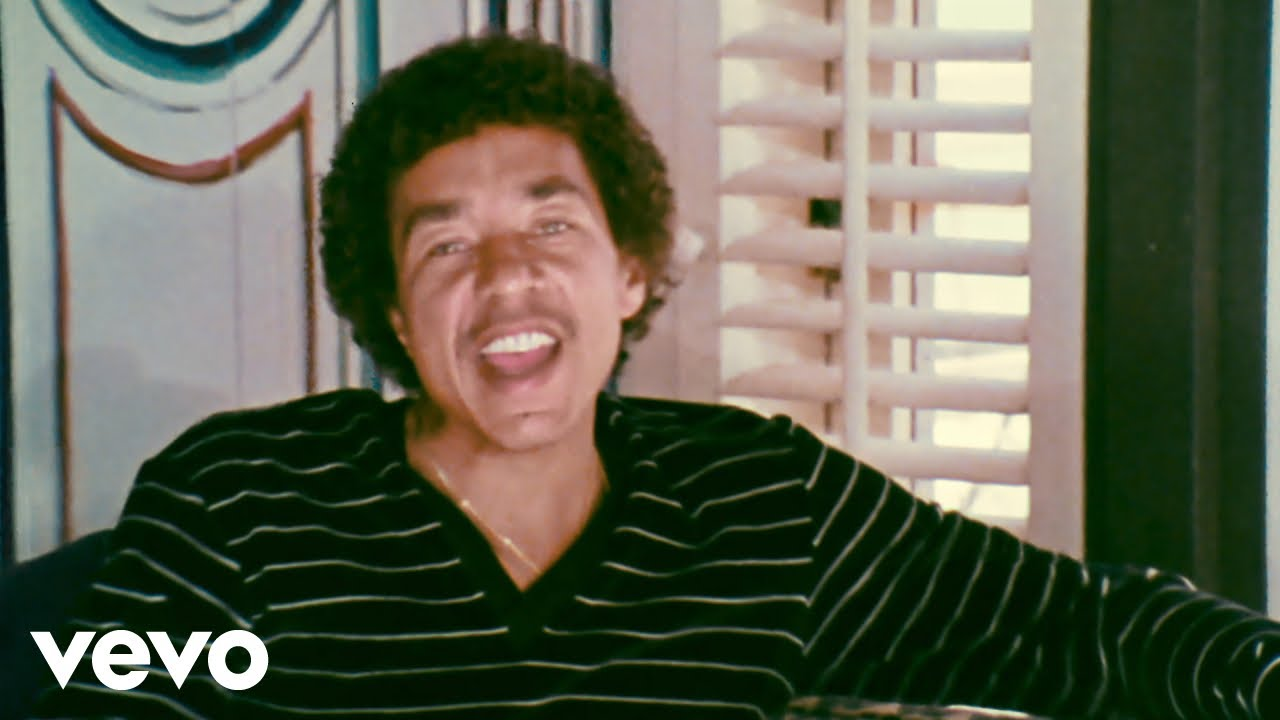 Smokey Robinson - Being With You - YouTube