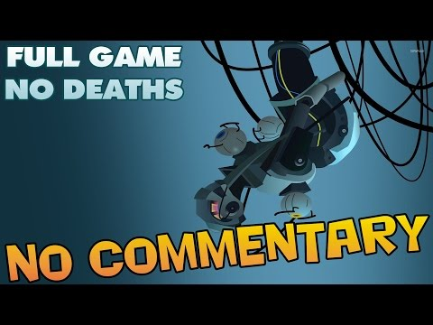 Portal - Full Walkthrough 【NO Commentary】
