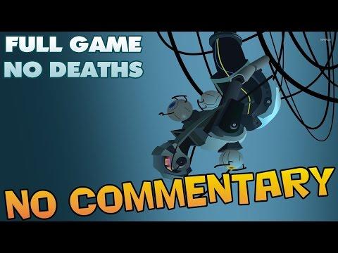 Portal - Full Walkthrough - 【1080p】【NO Commentary】