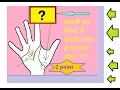 🖐Hand Astrology ! 💲! जानिए हाथ में बने मछली  (Fish) के चिन्ह का रहस्य ♦hand Lines ! Hand Reading