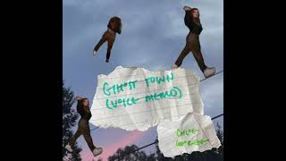 Chloe George - ghost town (voice memo) | Instrumental