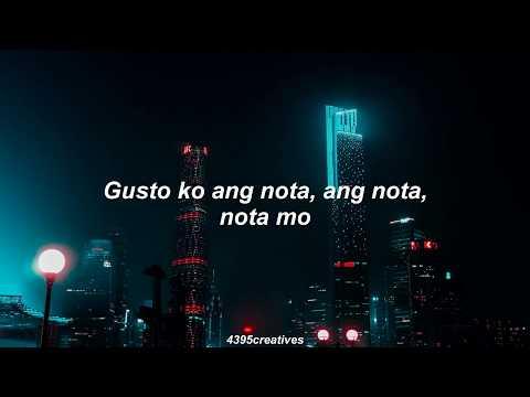 Gusto Ko Ang Nota (Lyrics)