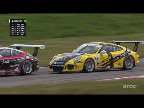 Porsche Carrera Cup Scandinavia Heat 2 Anderstorp, Sweden