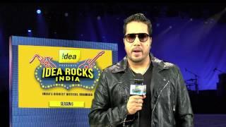 Idea Rocks India 2014 | Concert Call | Chandigarh | Mika