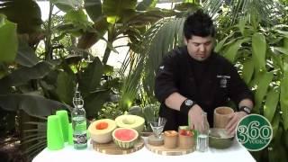 360 Vodka Presents Triple Melon Soda