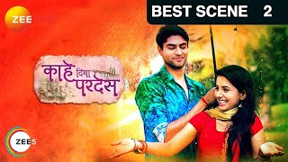 Kahe Diya Pardes - Episode 2 - March 29, 2016 - Best Scene