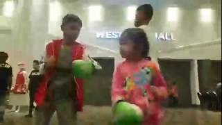 เรียว & โรส  มางาน Idol Fight คร้าบบบบ