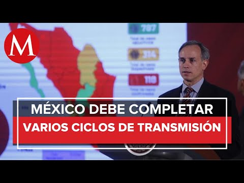 México termina jornada