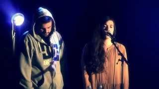 Jam Beatbox 27 / 03 / 2014 - Luciole & Goomar - J'attends