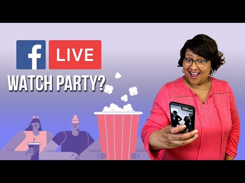 How To Go Live In A Facebook Watch Party