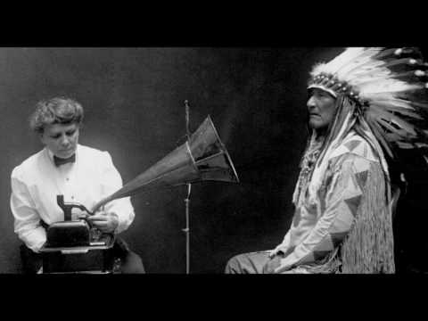 RUMBLE: Web Exclusive -  the first audio recordings of Native music at LOC